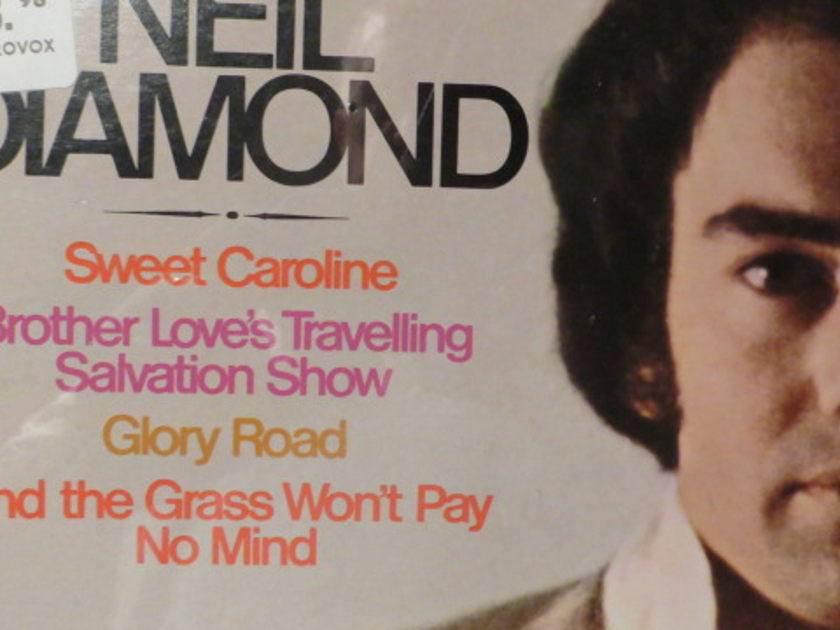 NEIL DIAMOND - SWEET CAROLINE SEAL NO BAR CODE