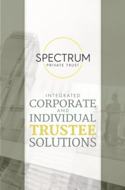 Spectrum Private Trust cover