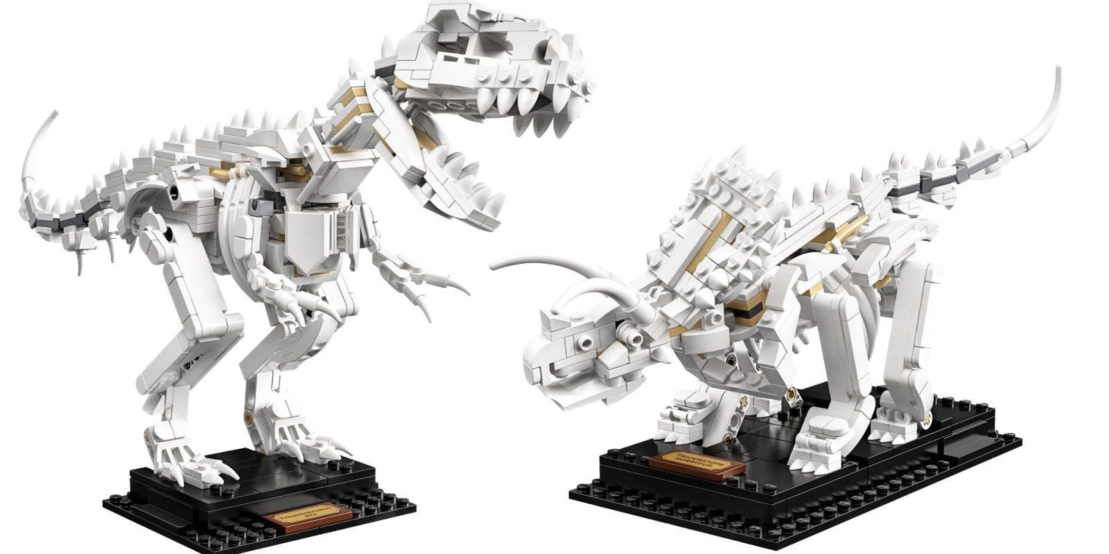 LEGO ideas - dinosaurs fossils
