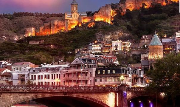 «В Тбилиси есть особенная прелесть...»