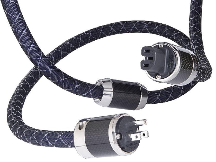 Furutech NanoFlex AC Power Cable: Brand New-in-Box; Full Warranty; 55% Off; Free Shipping