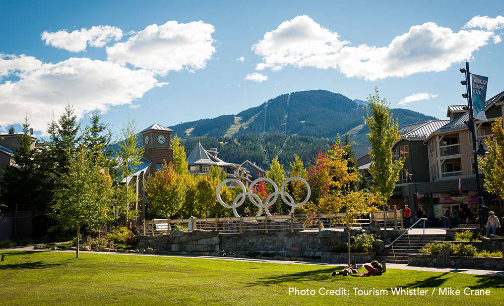 whistler base village