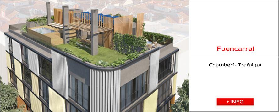 Obra nueva en madrid promociones de viviendas pisos casas for Pisos obra nueva madrid