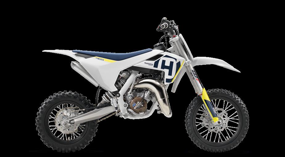 2018 HUSQVARNA MOTORCYCLES TC 65