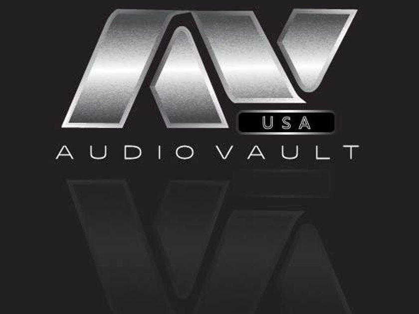 Audio Vault USA Executive Series Amp Stand(Level 1)
