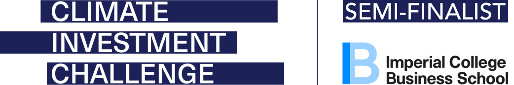 Climate investment challenge logo