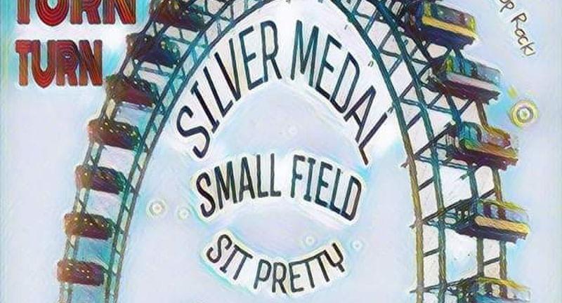 Silver Medal, Small Field, Sit Pretty