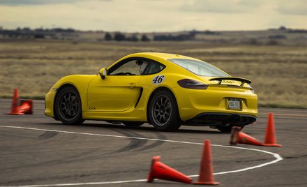 High Performance Driver's Education/Autocross 101