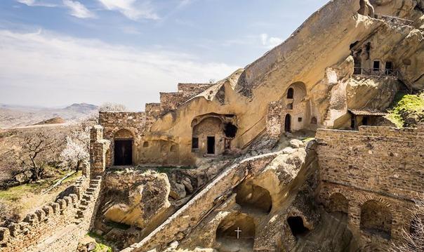 Марткопский монастырь и Давид Гареджи