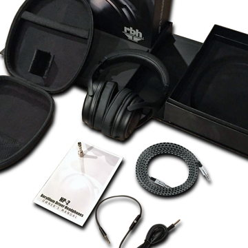 HP-2 ULTRALIGHT BERYLLIUM HEADPHONES