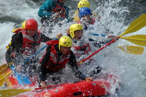 Super Rafting