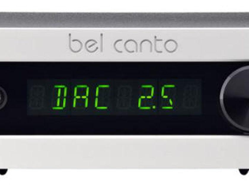 Bel Canto Design DAC 2.5 DAC / Preamp /Headphone Pre