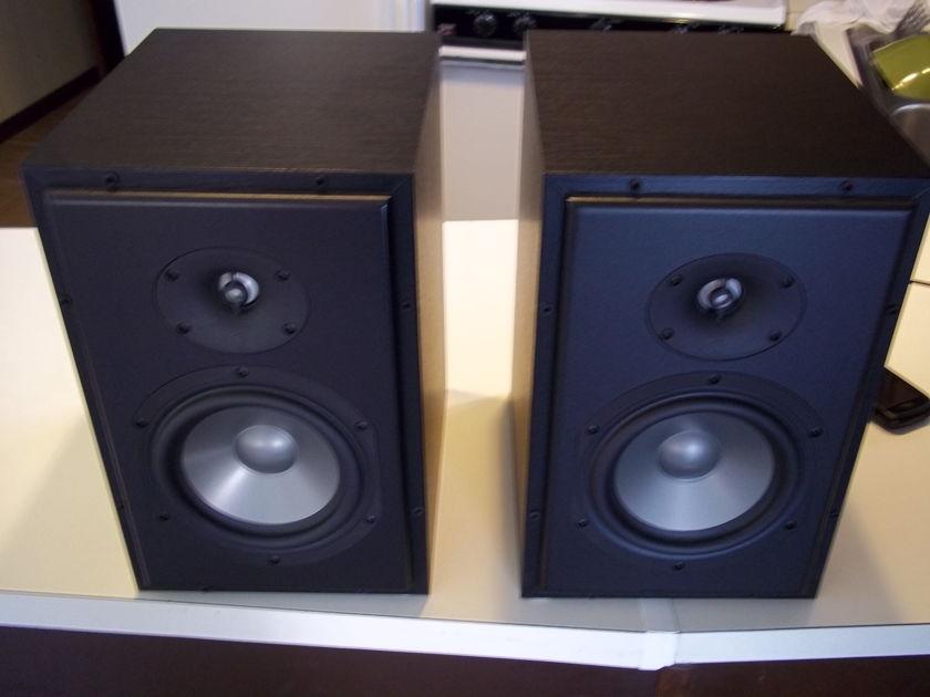 Revel M12 Black Monitors