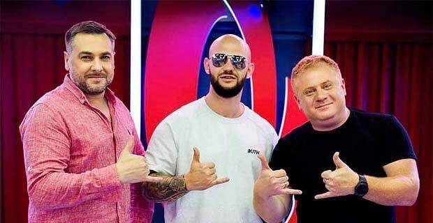 Джиган стал гостем утреннего шоу «Русские Перцы» - Новости радио OnAir.ru