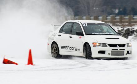 TAC January Bonus Autocross