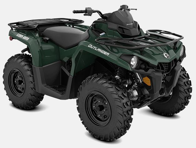 2022 OUTLANDER 450 STD's featured image