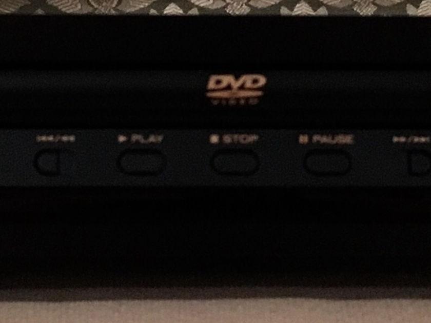 Marantz DV4600 Sweet sounding DVD/CD player