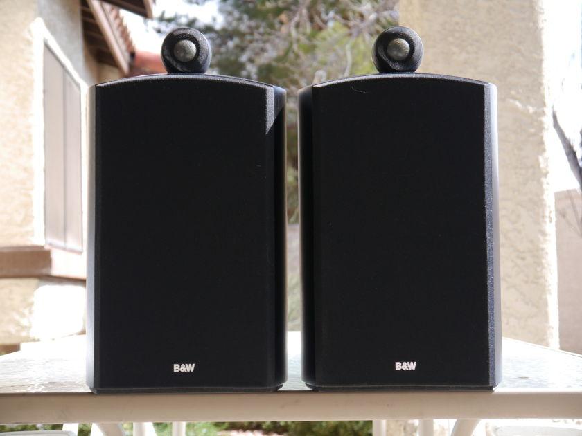 Bower & Wilkins 805 Nautilus Stereo Speakers