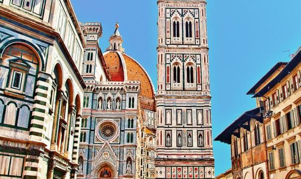 Флоренция — колыбель Эпохи Возрождения