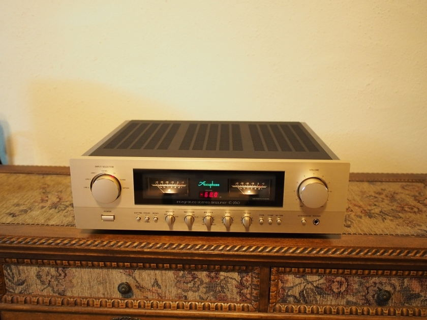 Accuphase E-260 ***price reduction for 1 day only*** US Voltage 120V