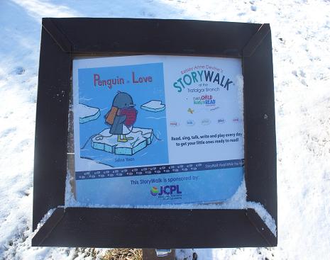 Trafalgar Storywalk: Penguin in Love