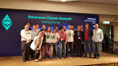 ETC Summit key stakeholders on stage
