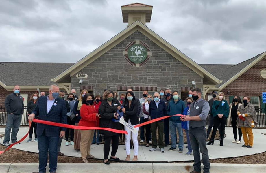 Primrose School of Urbandale Ribbon Cutting and Grand Opening Ceremony