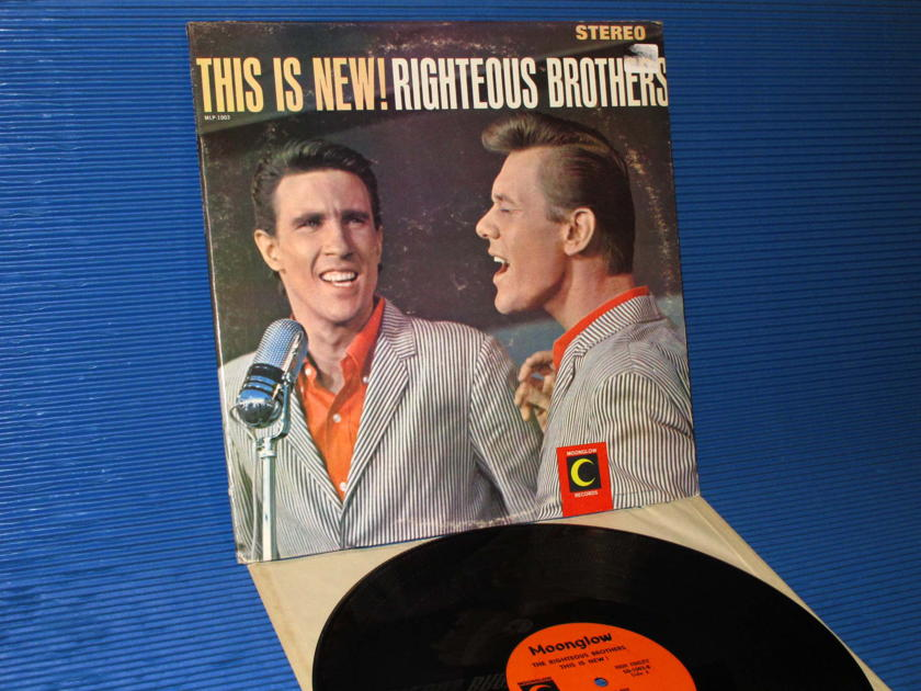 "THE RIGHTEOUS BROTHERS -  - ""This Is New"" - Moonglow 1965S Stereo rare"
