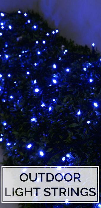 Christmas Light Strings