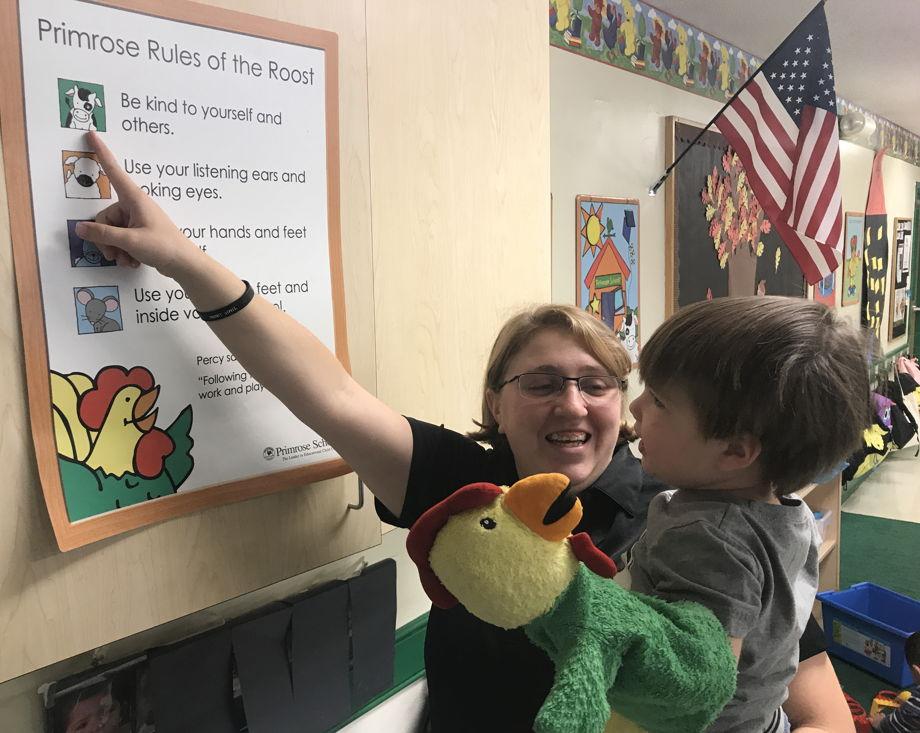 Tracy , Early Preschool Teacher