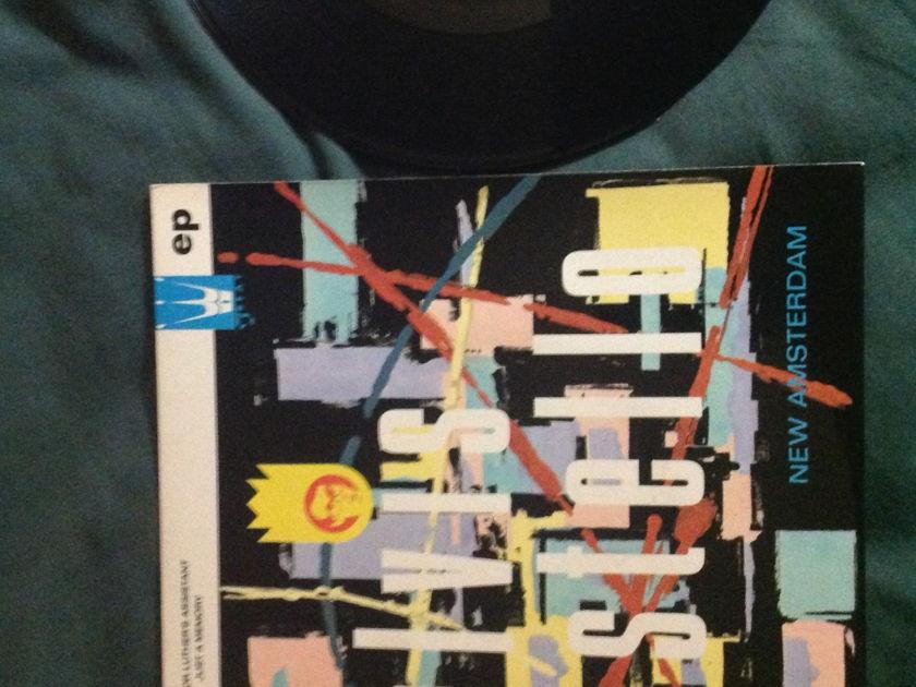 Elvis Costello - New Amsterdam UK 4 Track EP NM