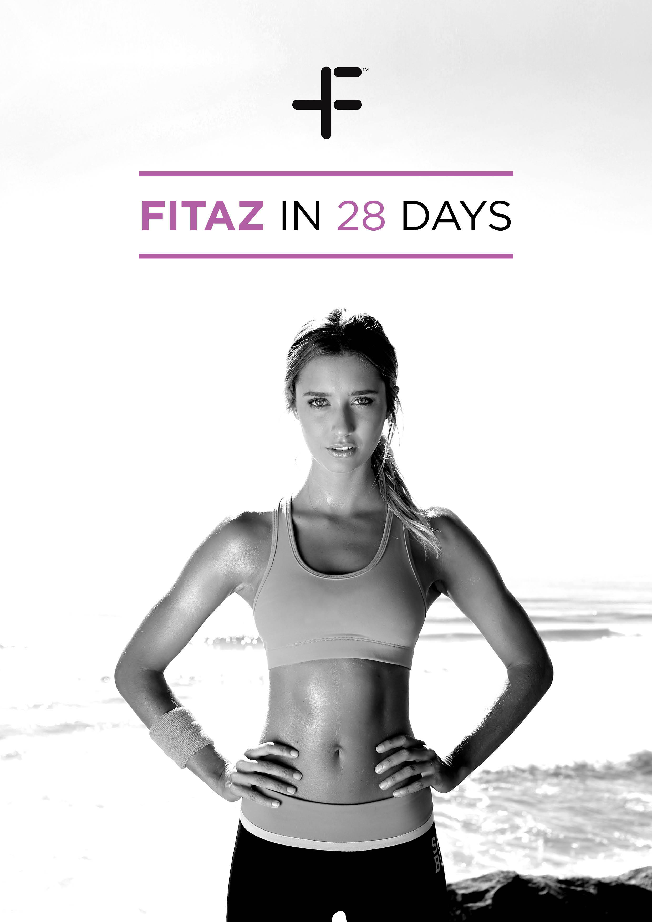 28 day Fitness and Nutrition Guide