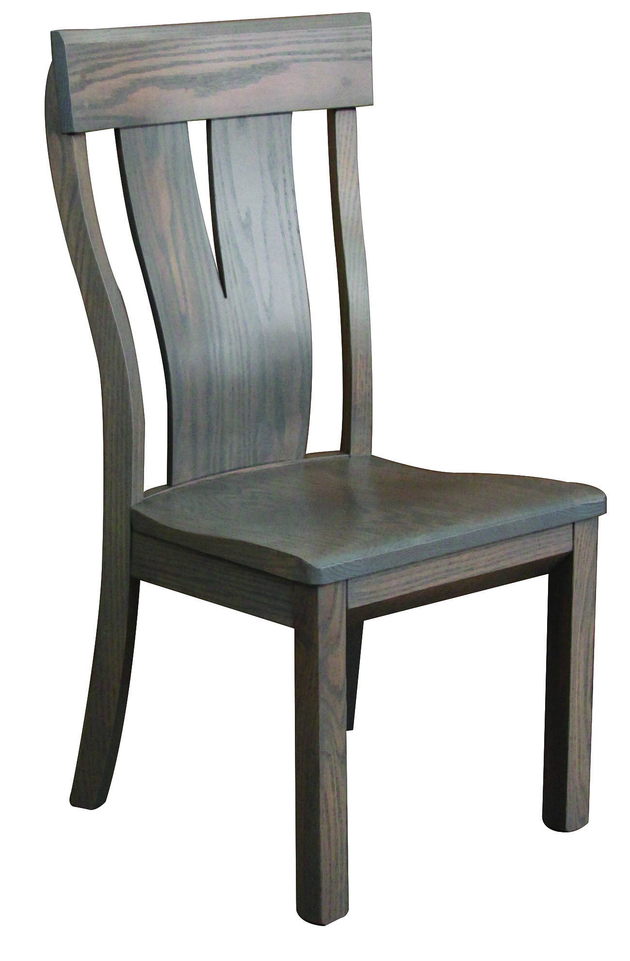 McKay Solid Wood, Handcrafted Kitchen Chair or DIning Chair from Harvest Home Interiors Amish Furniture