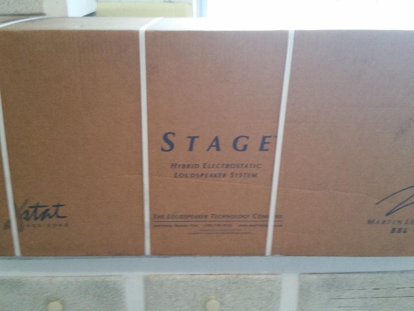 Martin Logan Stage