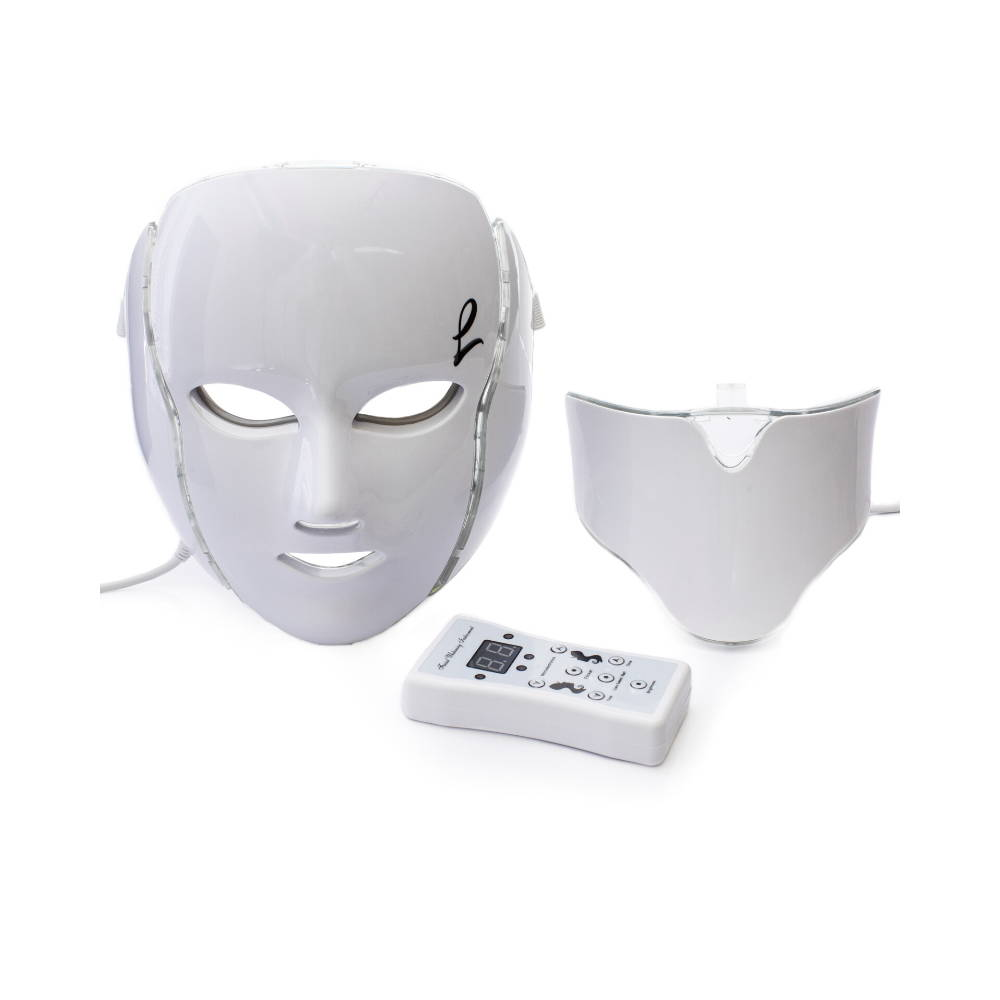 light therapy face mask, light therapy, led face mask, light therapy facial treatment