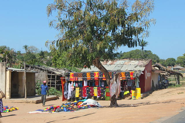 Local Village Experience in Beira