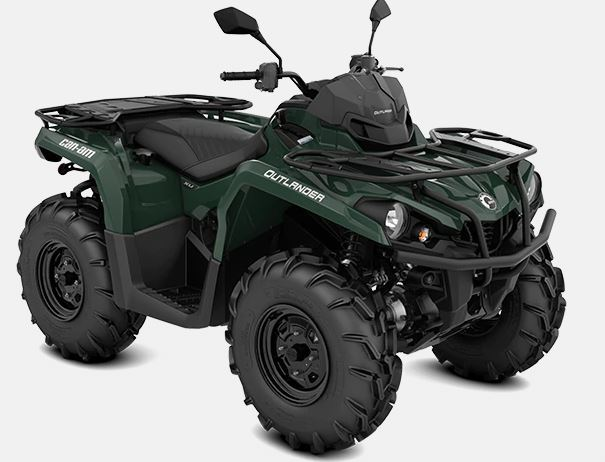 2022 OUTLANDER 450 XU T's featured image