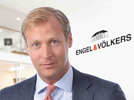 Sintra - Sven Odia has been working for Engel & Völkers for 22 years, during which time he rose from apprentice to CEO. Personal career tips from the CEO: