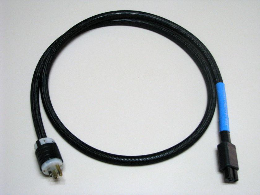 Von Gaylord Audio Chinchilla  6ft Power Cord