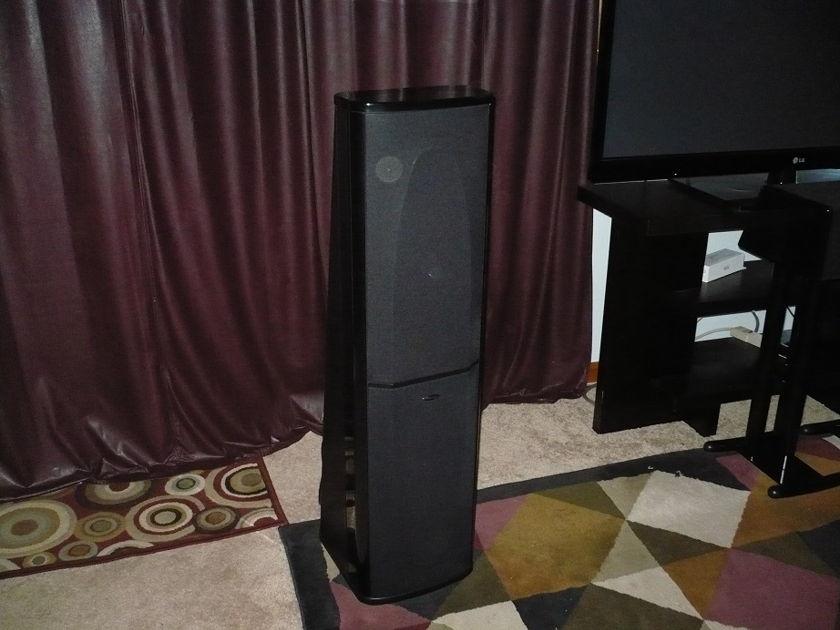 Mirage OM-9 pair in Black Gloss
