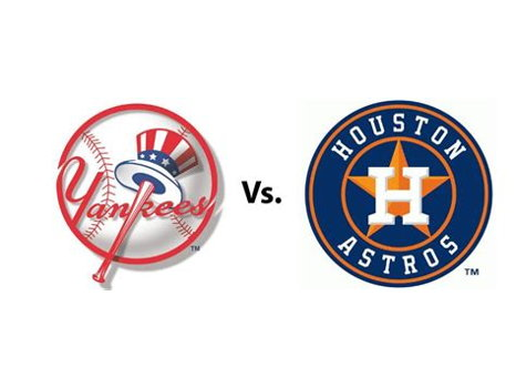 Four (4) Tickets - Yankees vs. Astros - May 30th at 6:35pm