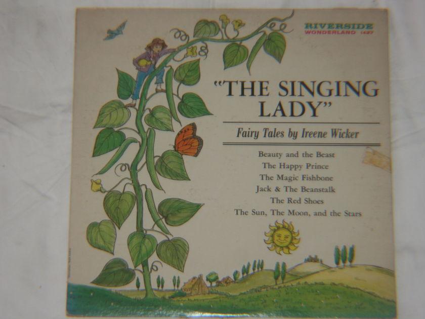 "Ireene Wicker - ""The Singing Lady"" RLP 1427"