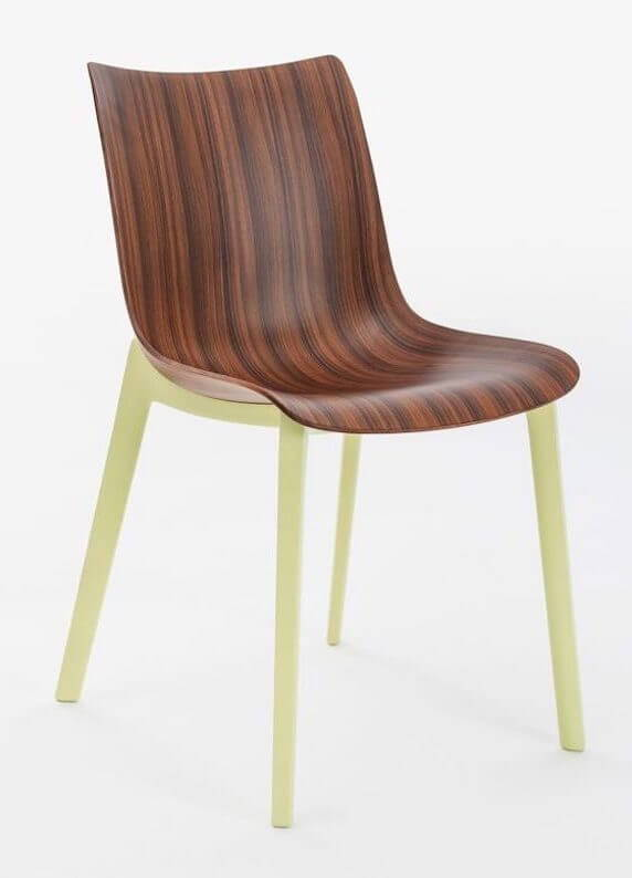 Kartell Princesswood Side Chair