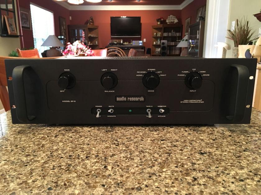 Audio Research SP-9 mk2
