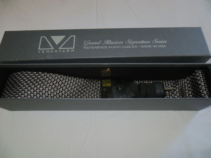 VERASTARR 1.25M GRAND ILLUSION SIGNATURE SERIES II 15AMP POWER CORD