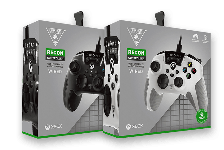 Poster. Turtle Beach Recon Wired Controller