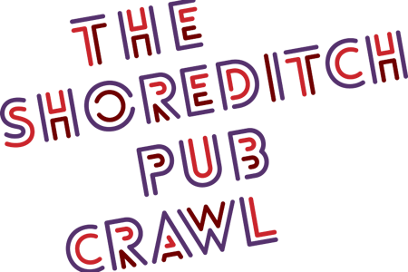 The Shoreditch Pub Crawl