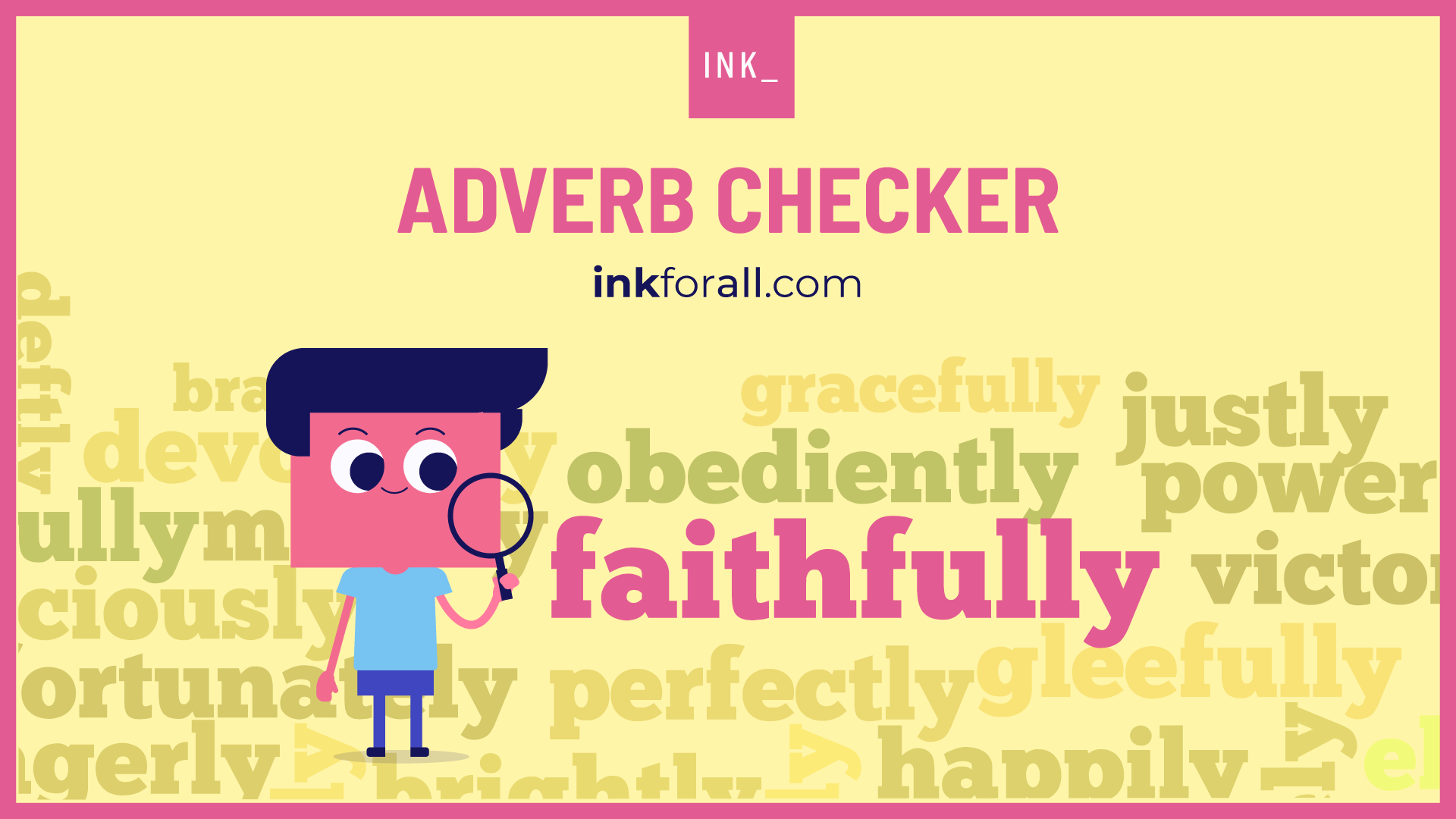 Adverb checker