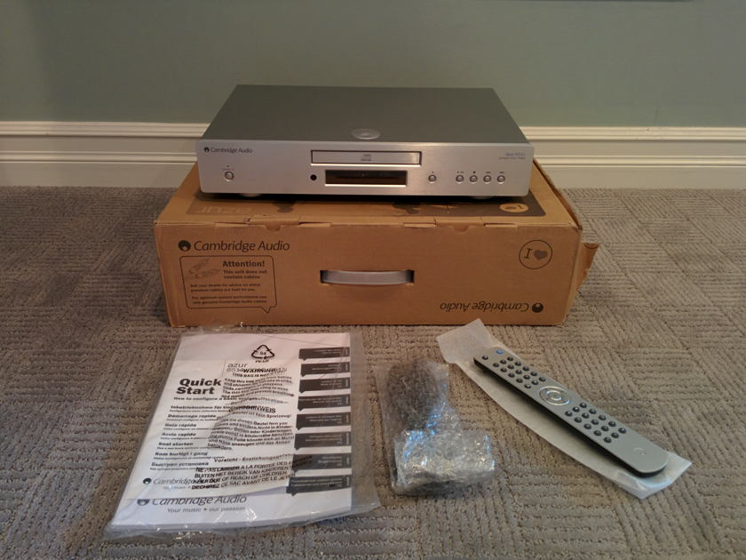 Cambridge Audio azur 651 C CD Player
