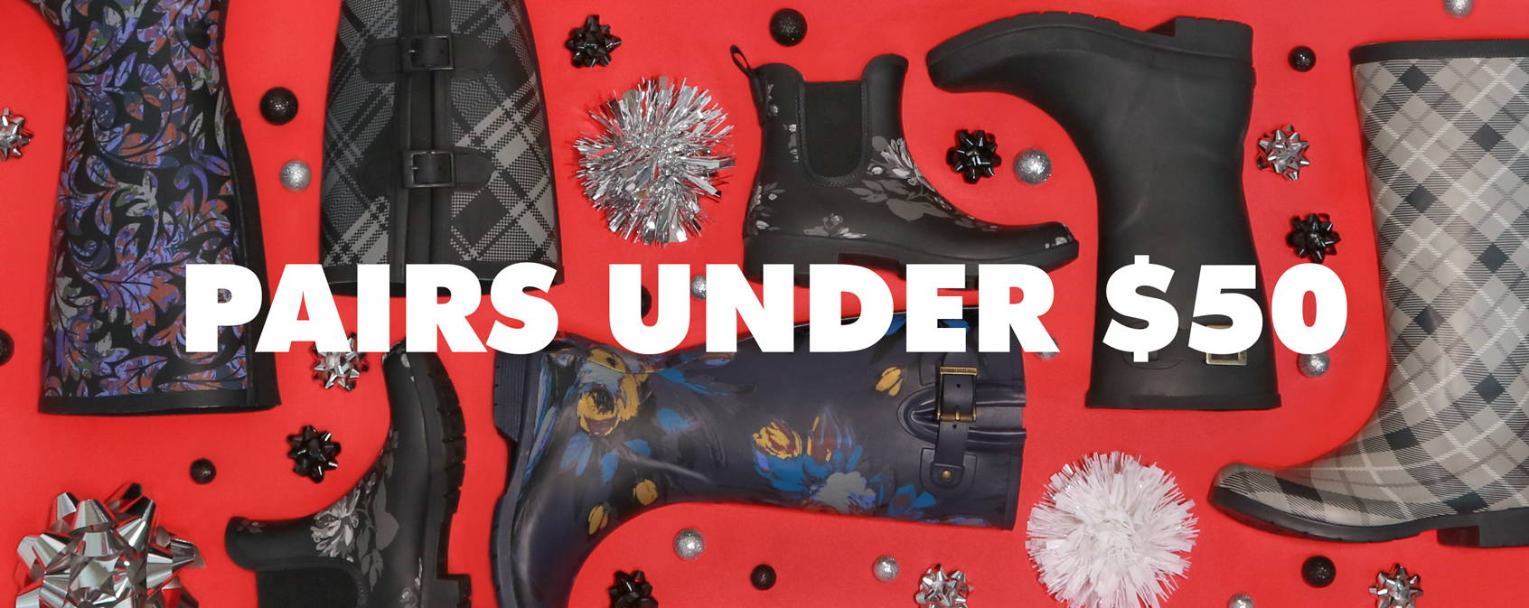 Pairs Under $50: Shop our holiday selection of shoes under $50